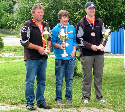 4.International F3B Cup 2011 in Jesenik